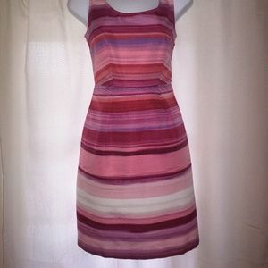 Loft Sleeveless Dress Women's Petite Sz 0
